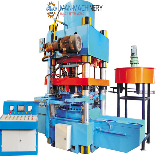 MM-800 Tile press Machine