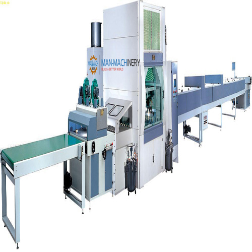 PW-5 curing and painting machine